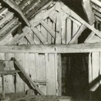 Roof detail, Old Edge, Colden - EWW00149