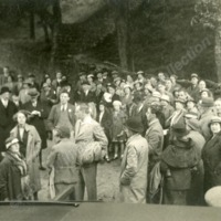 Meeting in Hardcastle Crags - WMH01119