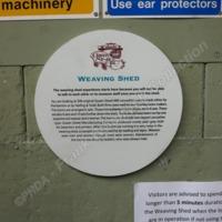 Queen Street Mill near Burnley - FJW00291