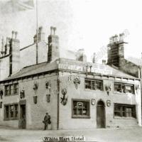 Todmorden - White Hart Hotel. - RDA00322