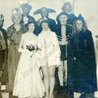 Mytholmroyd Methodist Sunday School Pantomime 1957?—