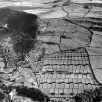 Aerial View of Mytholmroyd - THB00200