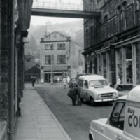 Carlton Street, looking towards Crown Street, Hebden Bridge - BIM00398