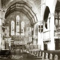Todmorden Parish Church Interior. - RDA00316