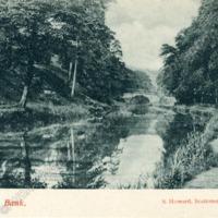 Rochdale Canal at Daisy Bank, Sowerby Bridge - HCC00971