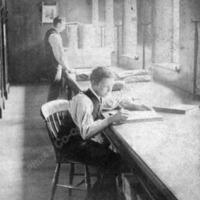 Nutclough Mill, Hebden Bridge, pre 1914 - CWS00199