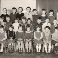 Cragg Vale School, Spring 1966 - CVS00118