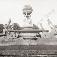 Castle Howard, Fountain (on South Front) - HLS05750