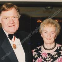 Sir Bernard and Lady Ingham - ING00121