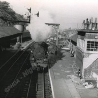 Greetland Station. - NGH00117