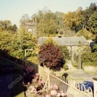 Luddenden Church, October 1986 - RSC00236