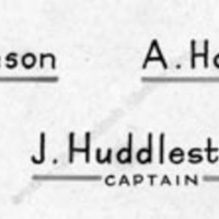 Savile Team 1953 names - CHT00111
