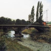 County Bridge, Mytholmroyd, 1988 - MOS00240
