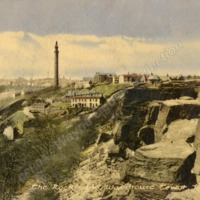Wainhouse Tower, Halifax - WAO00265