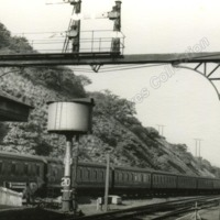 Greetland Station, 29th October 1962. - NGH00118