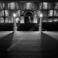 Piece Hall at Night