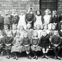 Roomfield School Infants group Todmorden - TAS001270
