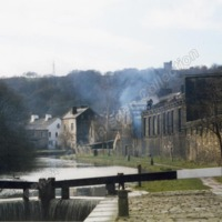 The Rochdale Canal at Todmorden - BIM00376
