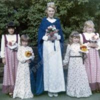 Cornholme Methodist Sunday School Queen, 1974 - MCR00147