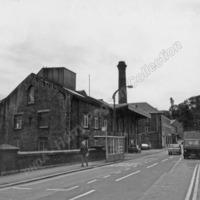 Colne Mills East on right, Globe Mills on left - HPC00401