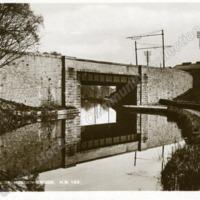 Rochdale Canal and Fallingroyd Bridge - HCC00966