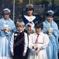 Cornholme Methodist Sunday School Queen, 1984 - MCR00141