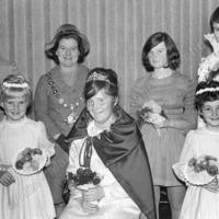 Cornholme Methodist Sunday School Queen, 1969 - MCR00140