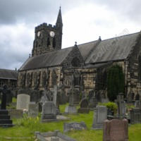 St Michael's, Mytholmroyd - MEC00253