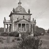 Castle Howard Park, the Grecian Temple  - HLS05757