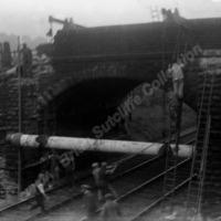 Heckmondwike Railway Bridge, 1936 – BRS00141