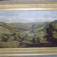 Painting of Charlestown - CHT00101