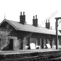 Greetland Station. - NGH00119