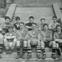School Football Team - CLA00128