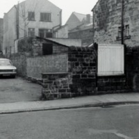 Taken from Bridge Gate, Hebden Bridge - BIM00388