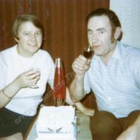 Silver Wedding Anniversary, 1973 - JET00273