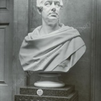 Castle Howard, Bust of George, 7th Earl of Carlisle, by Foley - HLS05761