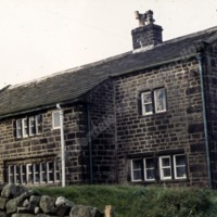 Edge End Farmhouse, Charlestown, 1984 - CBC00415