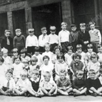 Roomfield School Infants group Todmorden - TAS001272