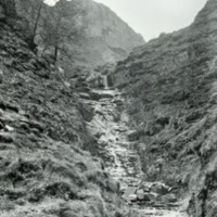 Ratten Clough in Cliviger Pass - HLS05905
