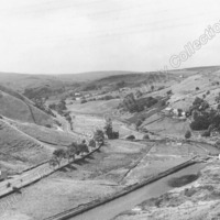 General View of Warland Arean 1970s - TOD00231