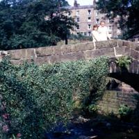 Foster Lane Bridge, Hebden Bridge - EEH00194