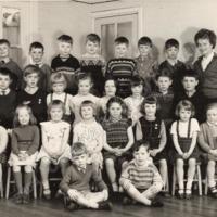 Cragg Vale School, June 1963 - CVS00110