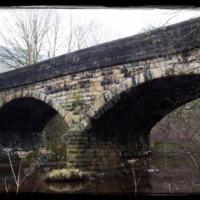 Victoria Bridge, Hebden Bridge - CSS00174
