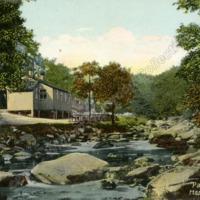 Postcard of Hardcastle Crags - WMH01010