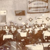 Mytholmroyd Wesleyan Sunday School Tea --1914??