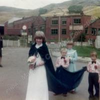 Cornholme Methodist Sunday School Queen, 1979 - MCR00151