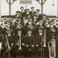 Hebden Bridge Brass Band - ALC06315