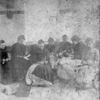 Nutclough Mill, Hebden Bridge, pre 1914 - CWS00194
