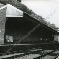 Greetland Station. - NGH00116