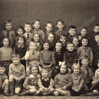 Stubbings School, 1940/41 - BBS00114